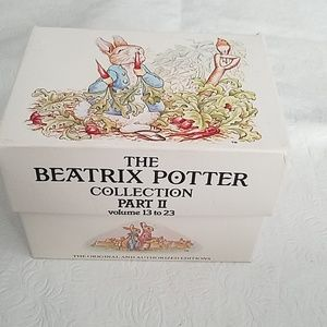 Vintage Beatrix Potter Book Collection Part II